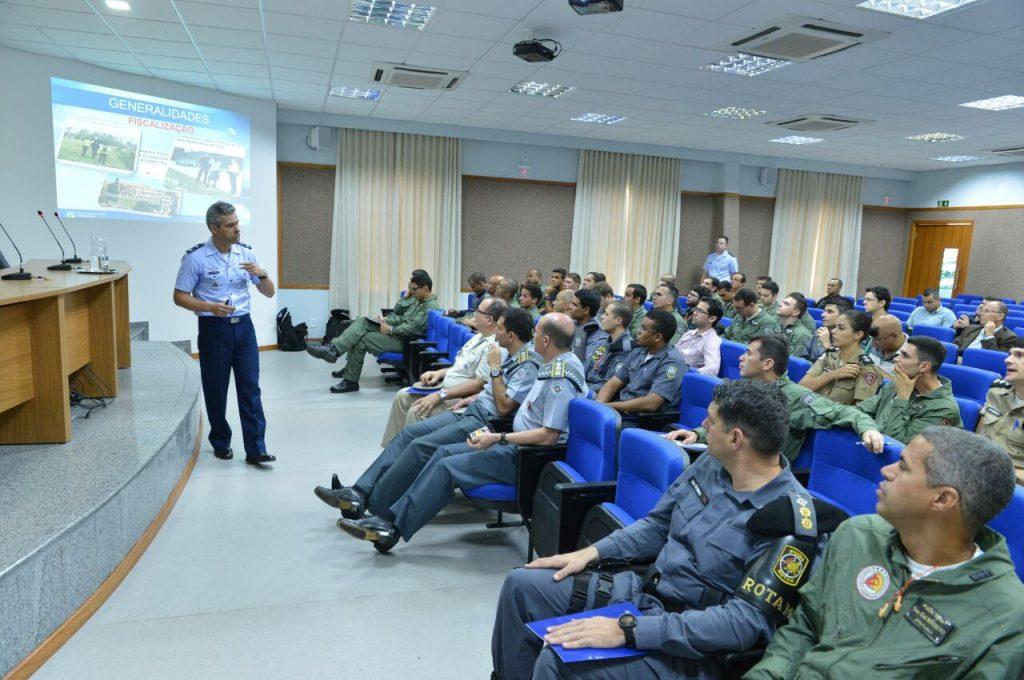 Seminário sobre Aeronaves Remotamente Pilotadas