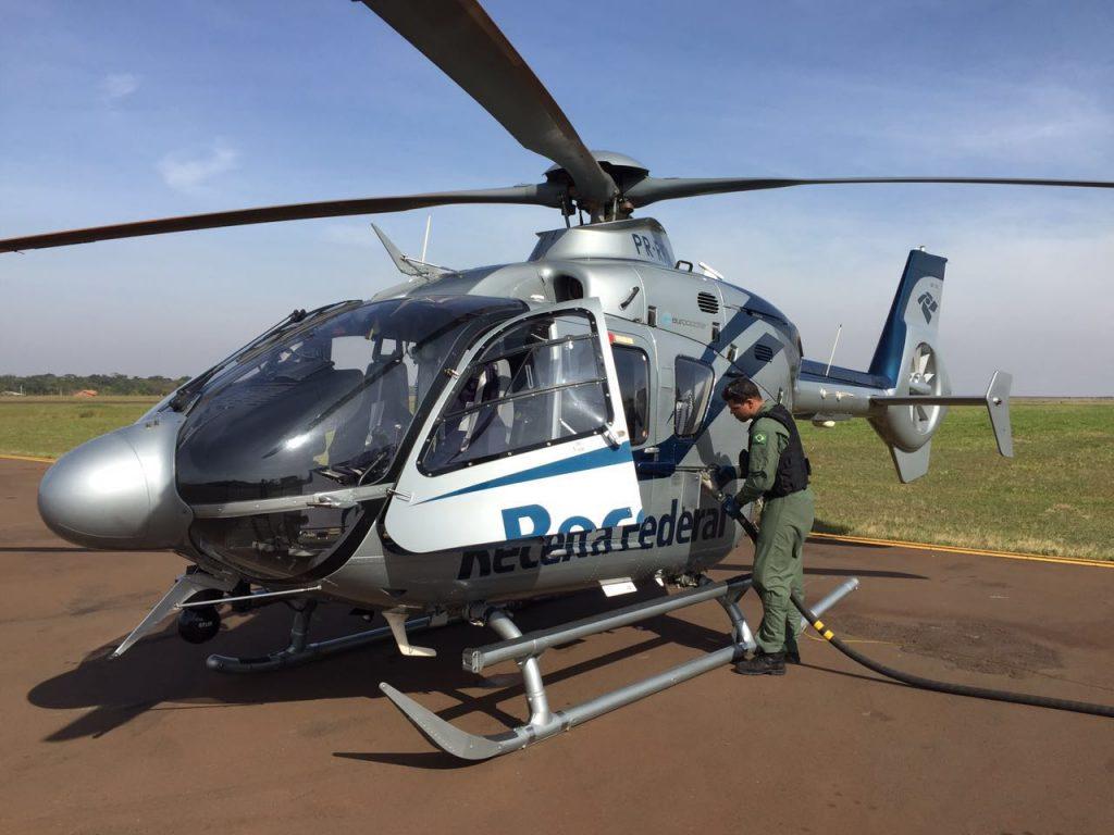 EC135 da Receita Federal