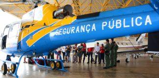 Infraero convida Ciopaer a orientar população sobre segurança de voo na capital