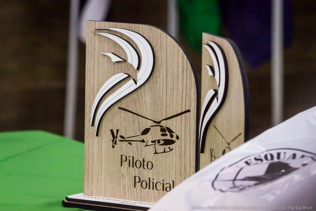 Piloto Policial © Patricia Bruni -- NAVi Militar