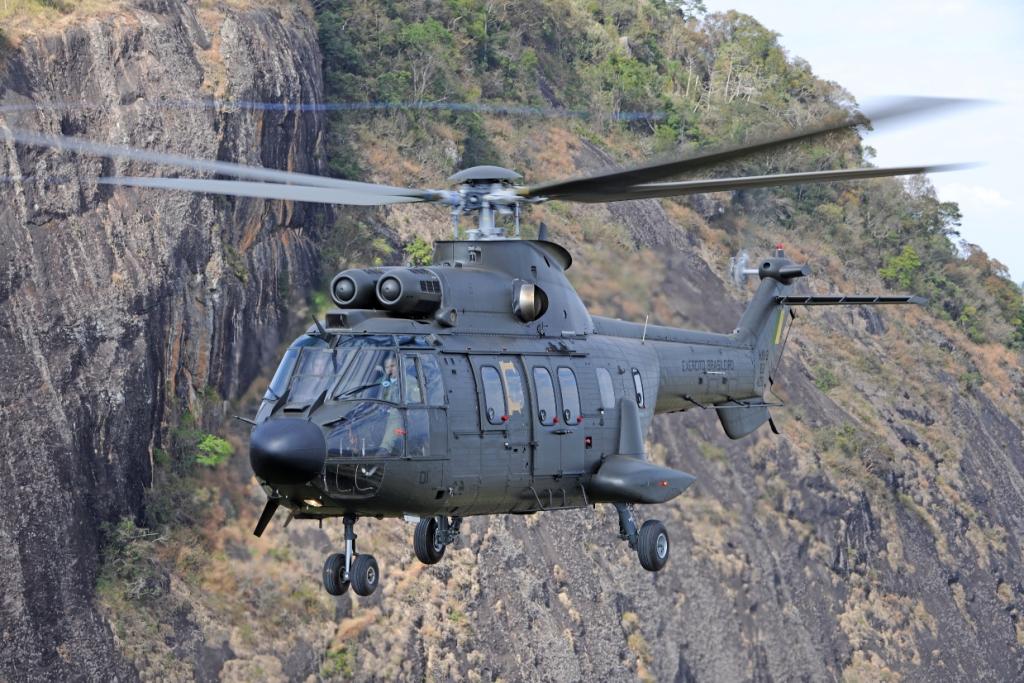 Após a execução do serviço, que tem duração de cerca de um ano, a aeronave sai da oficina da empresa com novo potencial, garantindo uma extensão de no mínimo mais 12 anos de operação para os helicópteros.