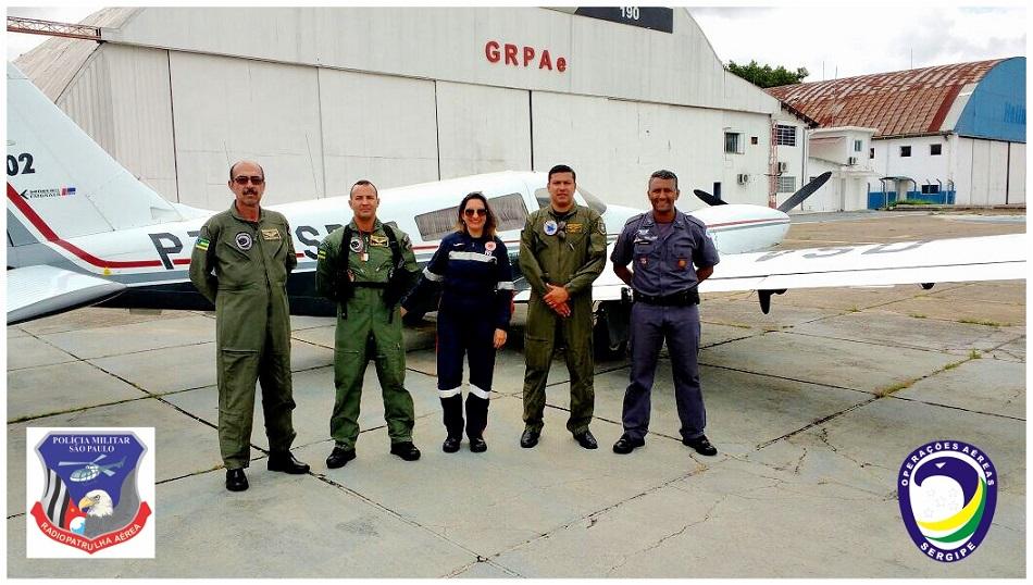 foto-_-gtaGTA de Sergipe realiza remoção de criança e recebe apoio dos Águias de São Paulo