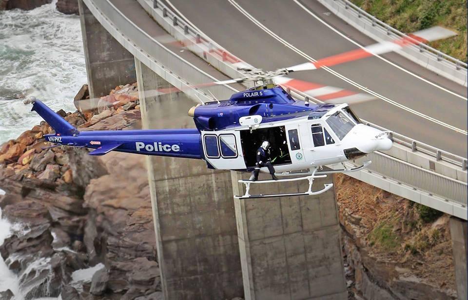 A bicentenária Força Policial de New South Wales na Australia encomenda o segundo Bell 412EPI