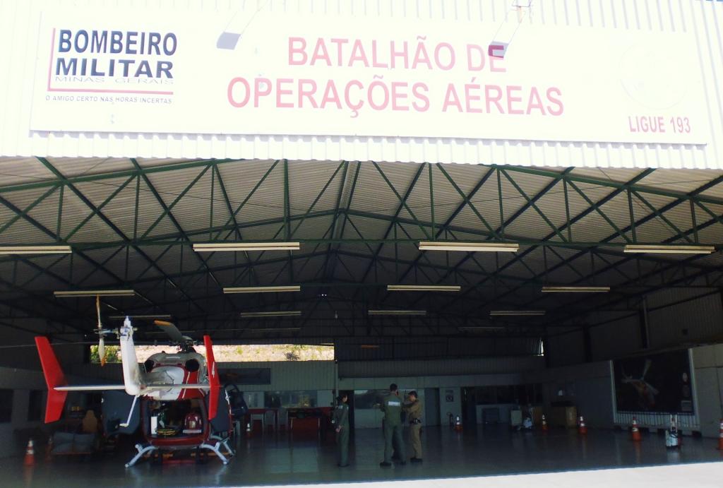 Corpo de Bombeiros de Minas lança licitação para compra de helicópteros e equipamentos