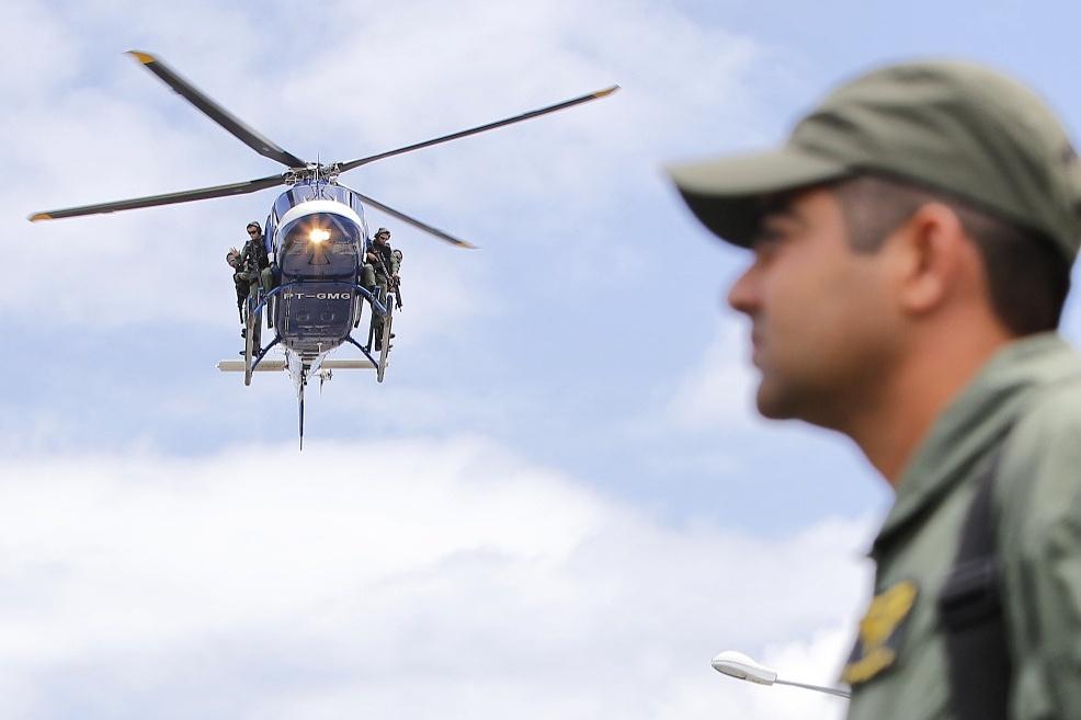 Governo de Alagoas fala em investimento na Segurança Pública do Estado