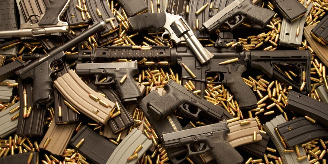 Decreto permite doação de armas apreendidas a órgãos de segurança pública
