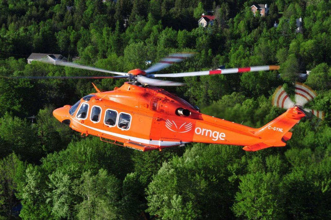 Operador Ornge vence simulado de resgate durante Conferência de Transporte Aeromédico