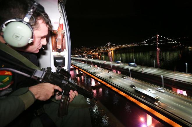 SC tem a maior frota de aeronaves do Sul, mas necessita de mais unidades para atendimentos de emergência Foto: Cristiano Estrela / Agencia RBS