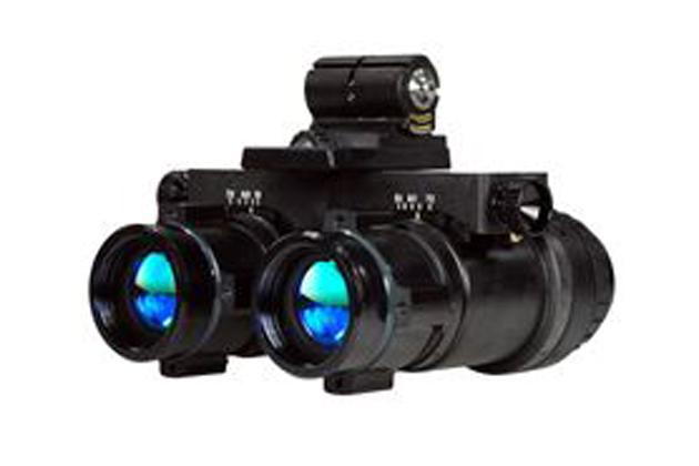 e256899ec192d O M949 ANVG é um óculos binocular de visão noturna montados em capacete que  fornece aos pilotos uma visão intensificada da imagem externa da aeronave  ...