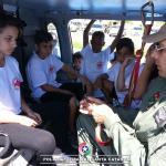 Quebrando barreiras: crianças visitam batalhão da PM em Balneário Camboriú