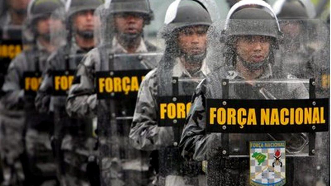 Força Nacional publica editais para seleção e mobilização de policiais civis, servidores civis e militares da União inativos