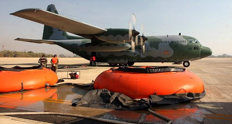 Aviões da FAB ajudarão a combater incêndios florestais no Chile