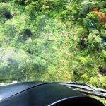 Helicóptero da Segurança Pública auxilia buscas ao corpo de homem que morreu na Serra do Carmo