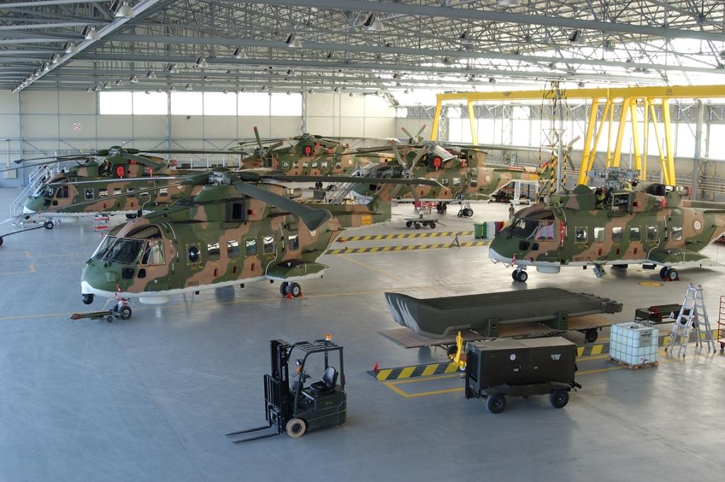 Força Aérea Portuguesa realiza salvamento em condições adversas com o EH-101 Merlin