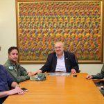 Curitiba será atendida por helicópteros do serviço aéreo do resgate