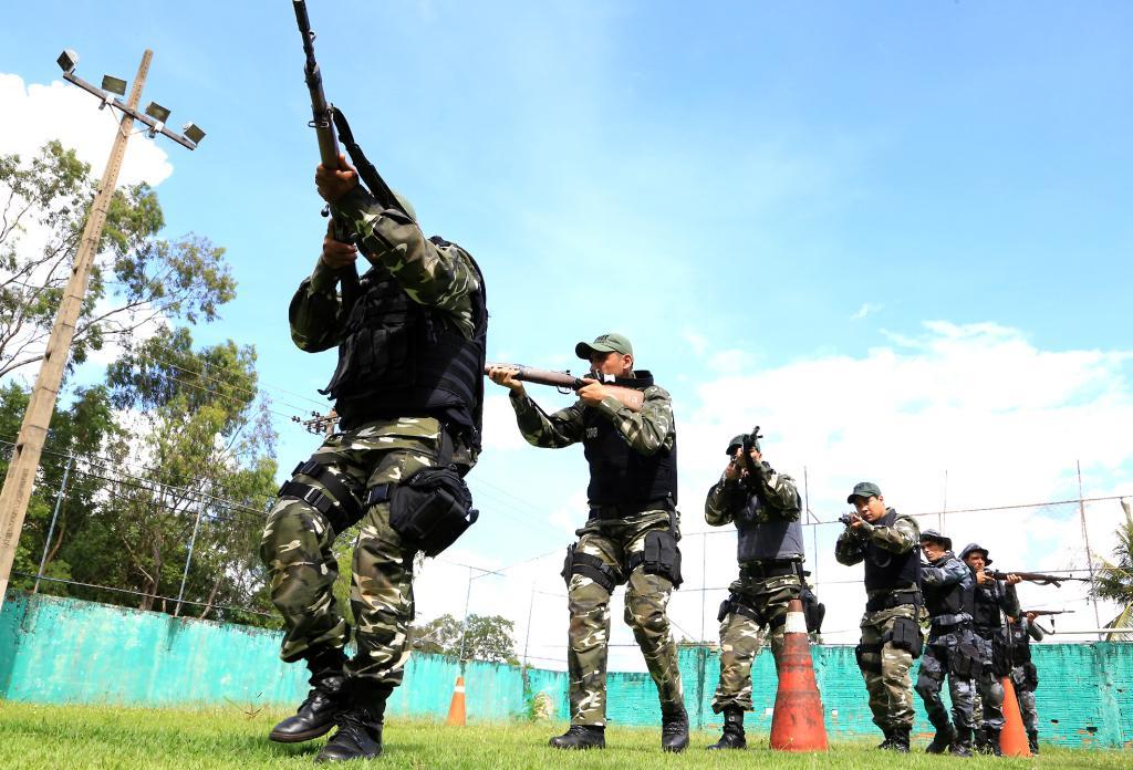 Ciopaer e Força Tática concluem curso de policiamento avançado