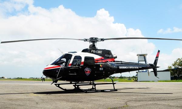 Helicóptero Acauã