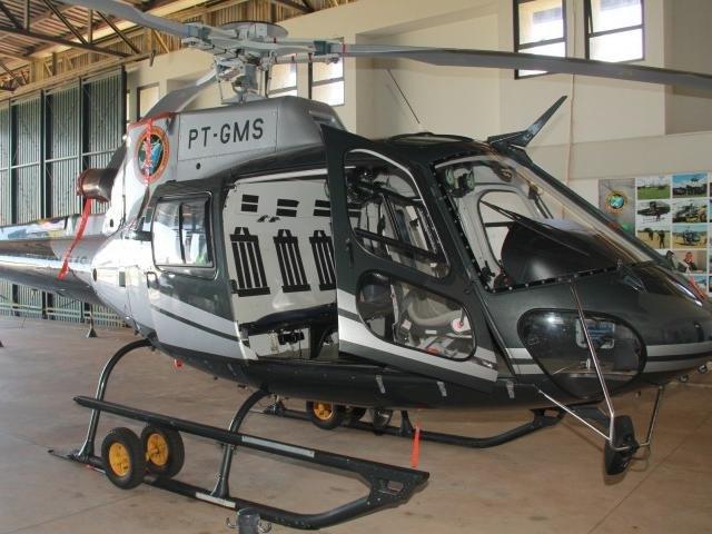 Helicóptero GPA MS