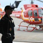 Batalhão de Operações Aéreas do Corpo de Bombeiros de SC completa 7 anos