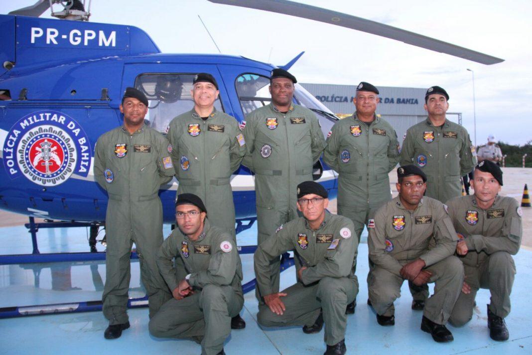 Base Avançada do GRAer em Barreiras na Bahia é inaugurada
