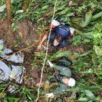 Águia 11 realiza salvamento de duas pessoas perdidas na Serra do Mar