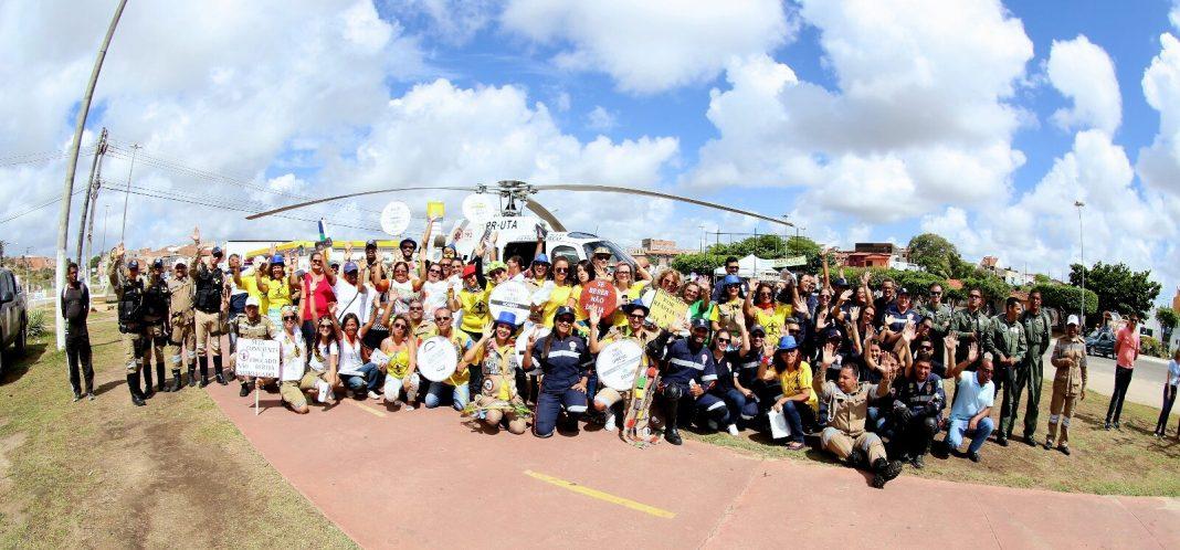 GTA participa de Comandos Educativos na grande Aracaju