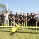 Projeto VANT do GRAESP do Pará e XMobots está a todo vapor