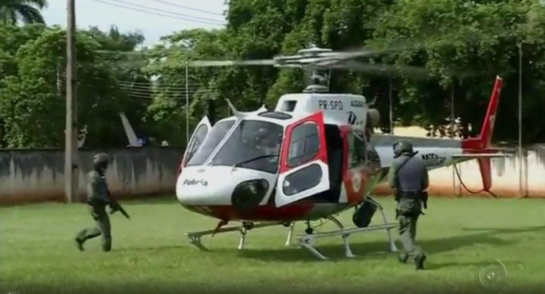 Polícia fez megaoperação de combate à criminalidade em Jales