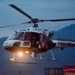 Águia 07 resgate criança afogada em Ubatuba. Foto: Alexandre Napoli
