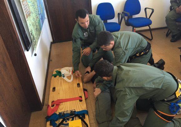 Treinamentos servem para a atualização e especialização de todos os integrantes policiais civis e militares do Grupamento Aéreo (Ascom/SSP)