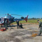 Policiais Militares da Base de Rio Preto realizam treinamento de resgate e salvamento