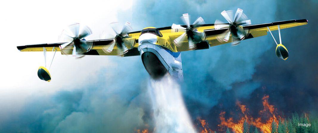 US-2i: o futuro avião de combate a incêndios na Europa?