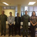 Coordenador de Tráfego Aéreo ministra palestra ao CIOPAER/TO