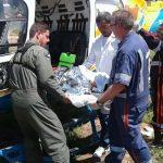 CIOPAER e SAMU realizam remoção aeromédica de Miracema a Palmas
