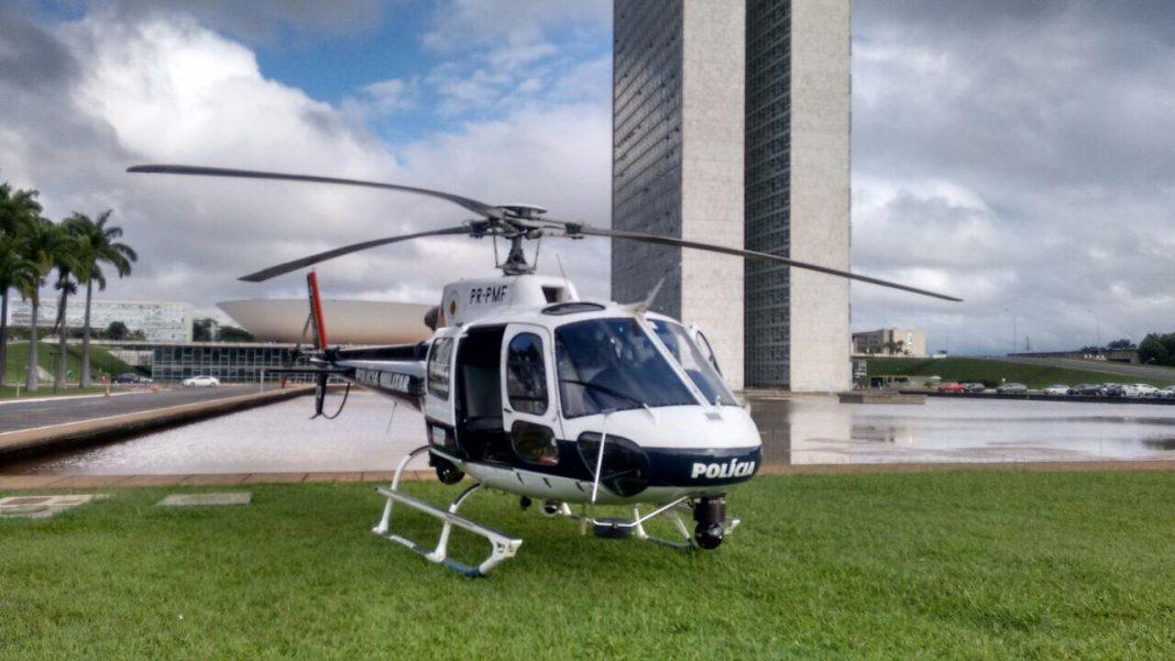 Polícia Militar do Distrito Federal comemora 20 anos de operações aéreas