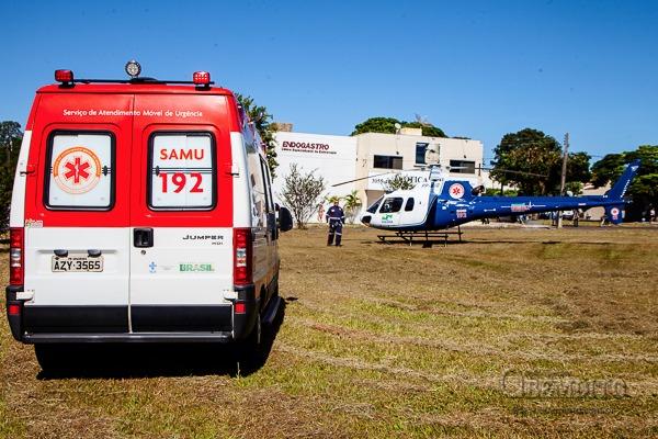 Samu - transporte de pacientes (6)