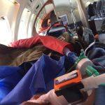 Força Aérea Portuguesa resgata feridos em navio nos Açores e no arquipélago da Madeira