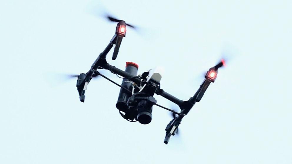 O drone será operado em nove estações através dos três condados (Foto David Rogers/Getty Images)