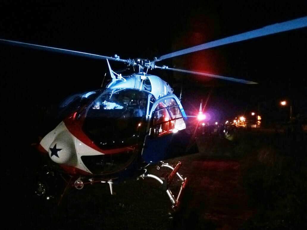 helicóptero Guardião 5 (H145)
