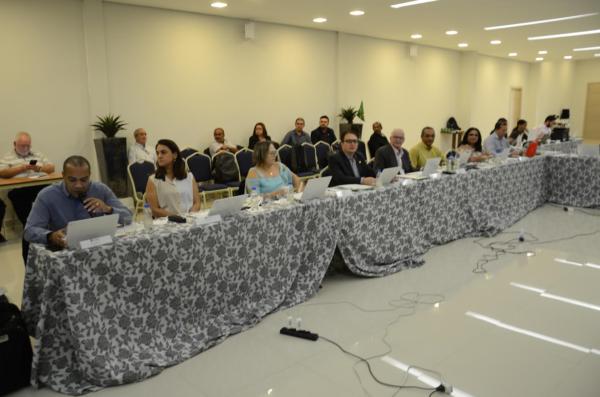 Conselheiro Luciano Silva foi relator da resolução