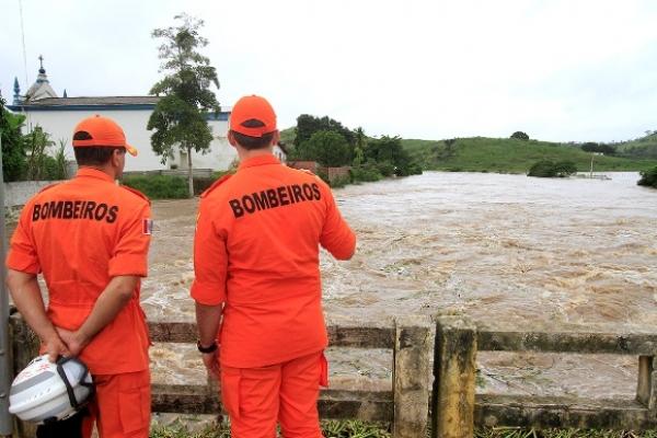 Boletim aponta 22 cidades afetadas e mais de 500 famílias desabrigadas em AL