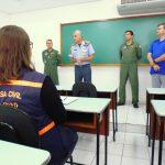 Agentes da Guarda Municipal e Defesa Civil de São Paulo iniciam curso de Drone no Grupamento Aéreo da Polícia Militar. Foto: Eduardo Alexandre Beni / Piloto Policial.