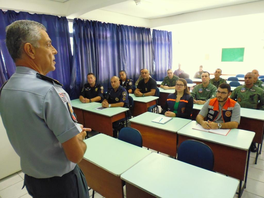 Agentes da Guarda Municipal e Defesa Civil de São Paulo iniciam curso de Drone no Grupamento Aéreo da Polícia Militar