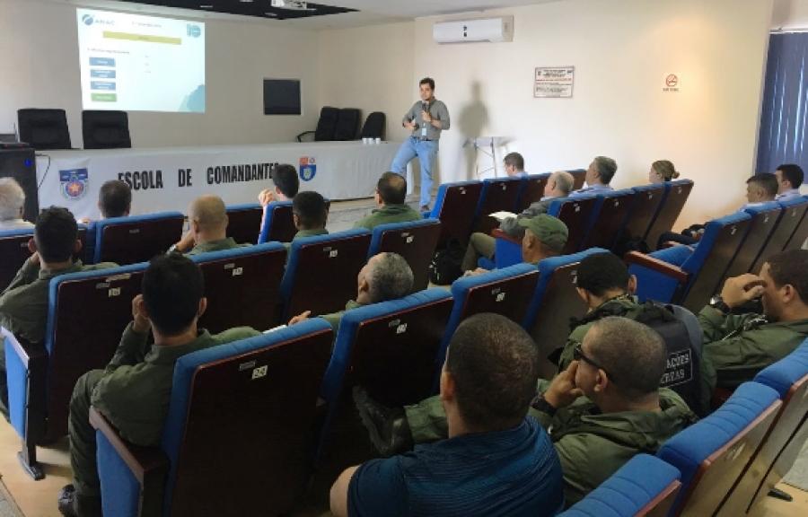 Palestras com representantes da Agência Nacional de Aviação Civil e do Seripa trazem para Alagoas temas direcionados à prevenção.