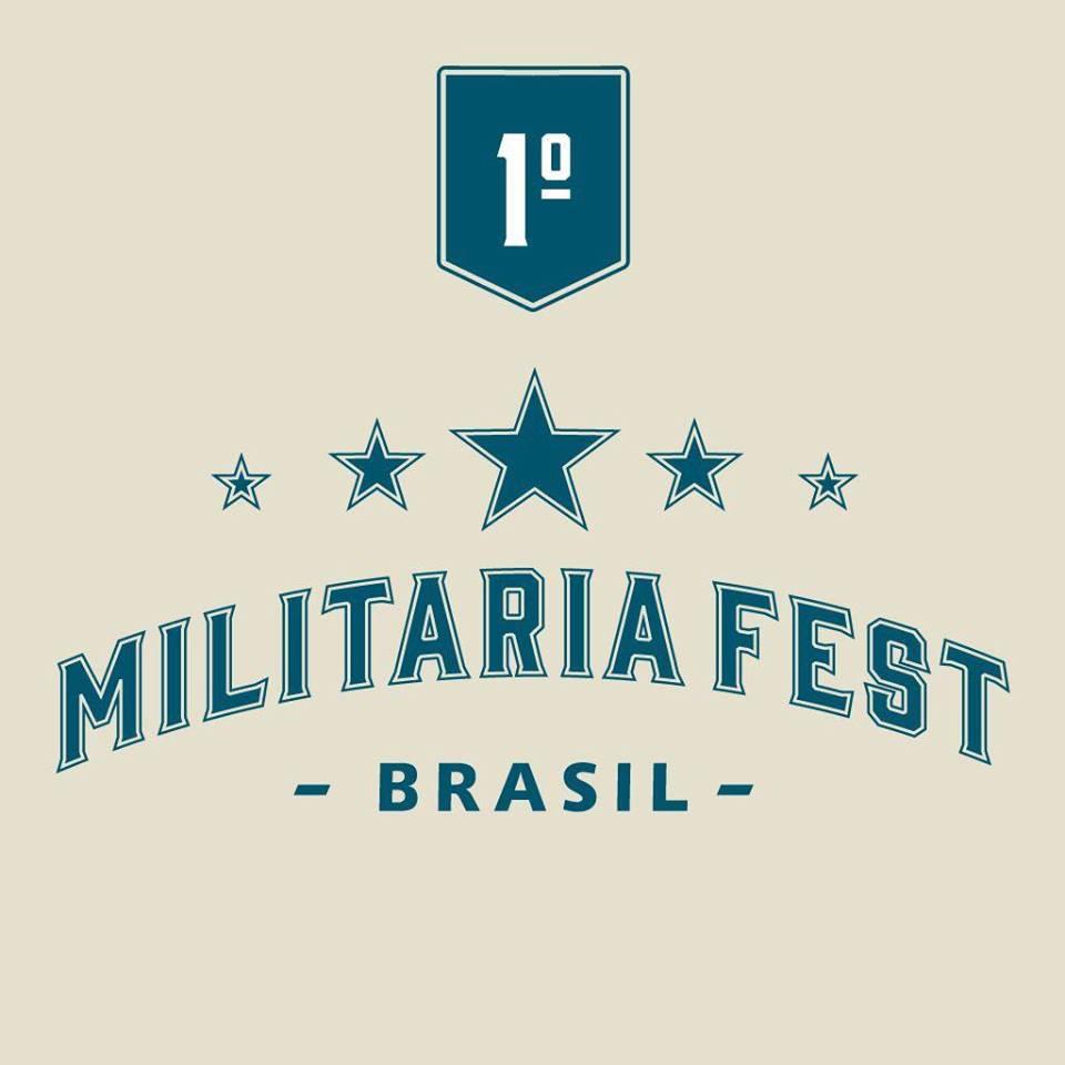 1ª Militaria Fest Brasil acontecerá nos dias 27 e 28 de Maio em São Paulo