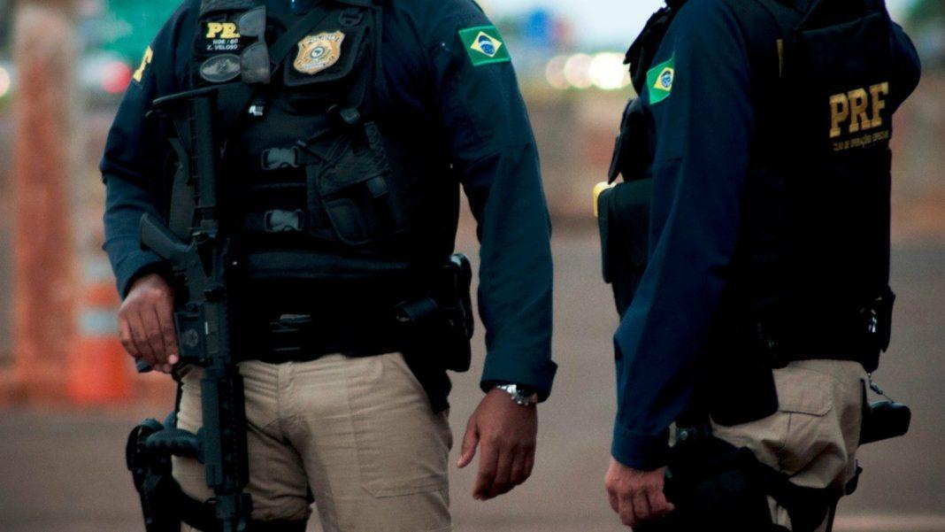 PRF está concentrando esforços para combater o crime na fronteira de MS (Foto: PRF/Divulgação)