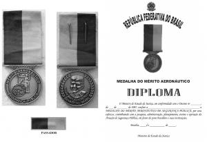 Medalha do Mérito da Aviação de Segurança Pública – Major Ibes Carlos Pacheco