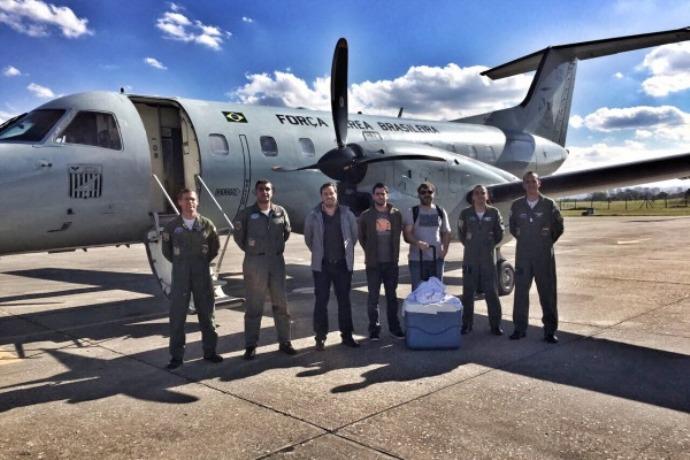4º ETA realiza três missões de transporte de órgãos em menos de 36 horas