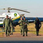 CIOPAer: patrulhamento aéreo completa onze anos - Foto por: Sd PM Elias/Ascom-PMMT