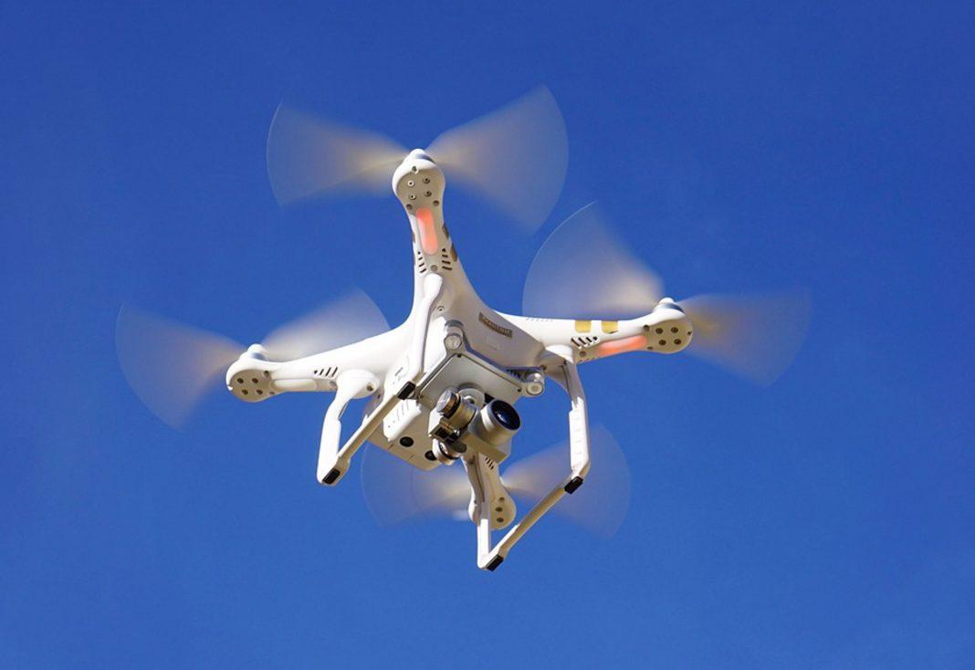IPT usa drone em estudos sobre monitoramento hídrico